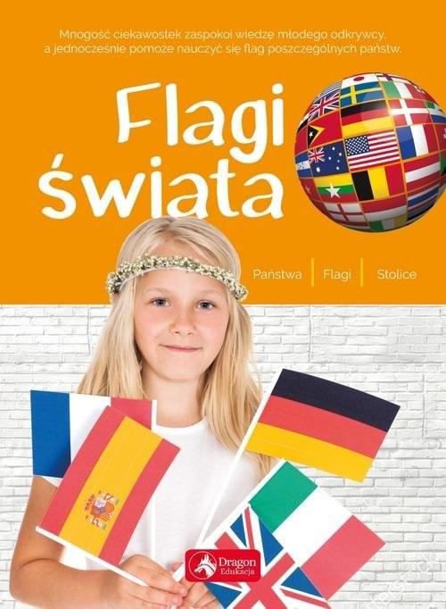 okładka Flagi świata, Książka | Czarkowska Iwona