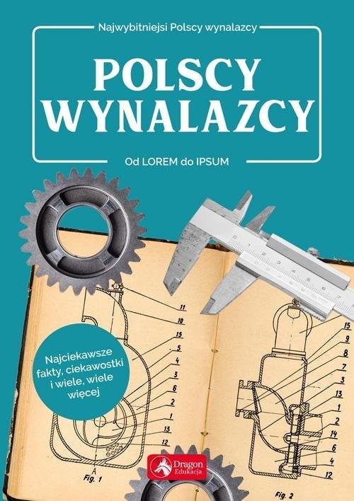 okładka Polscy wynalazcy, Książka   Łotysz Sławomir