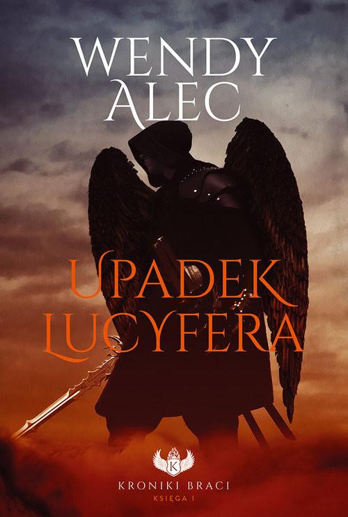 okładka Upadek Lucyfera, Książka | Alec Wendy