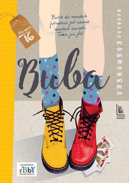 okładka Buba, Książka | Kosmowska Barbara