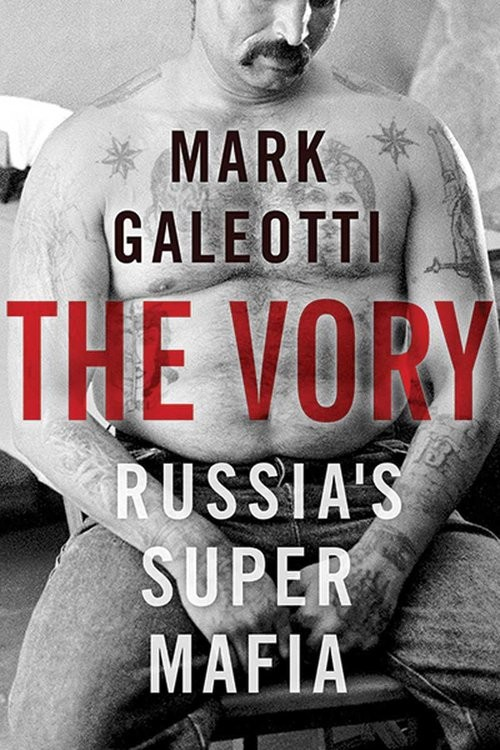 okładka Vory Russia's Super Mafia, Książka | Galeotti Mark