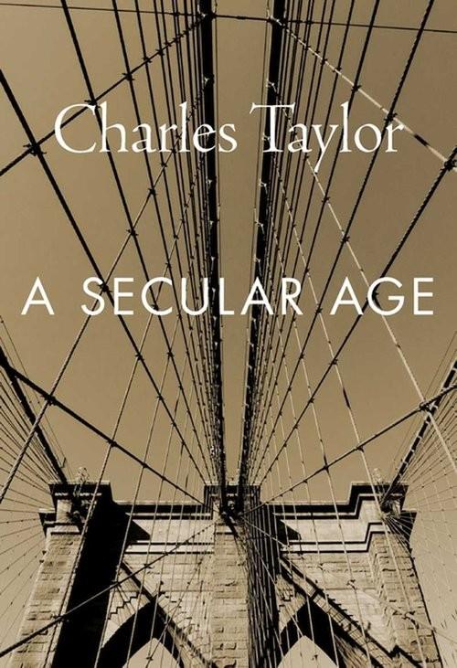 okładka Secular Age, Książka | Taylor Charles