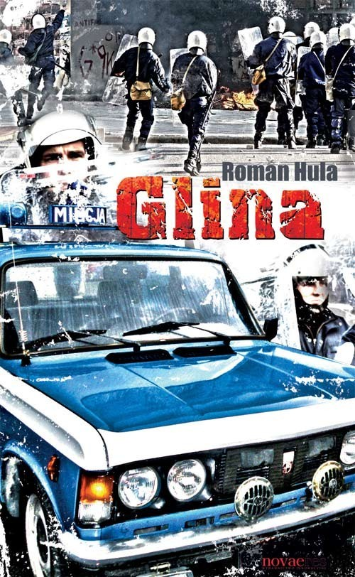 okładka Glinaksiążka |  | Hula Roman