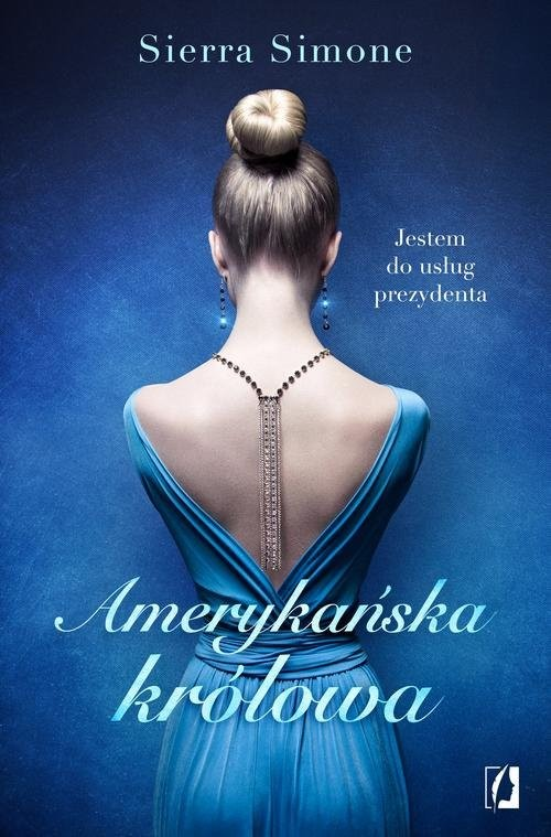 okładka Nowy Camelot Tom 1 Amerykańska królowa, Książka | Sierra Simone