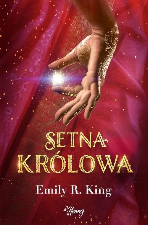 okładka Setna królowa Tom 1, Książka | Emily R. King