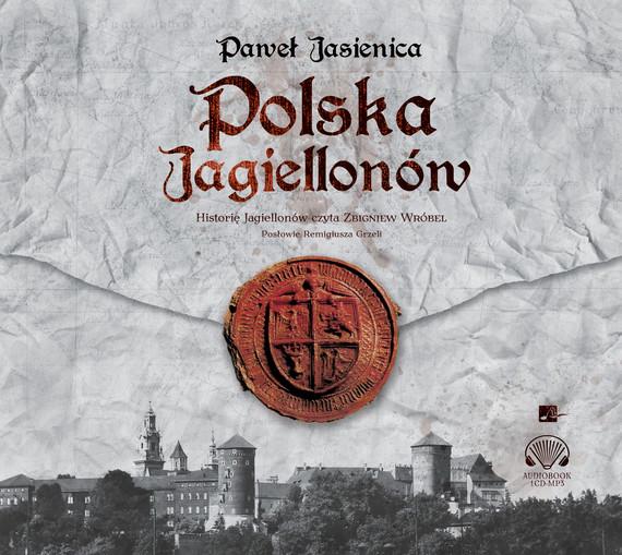 okładka Polska Jagiellonówaudiobook   MP3   Paweł Jasienica