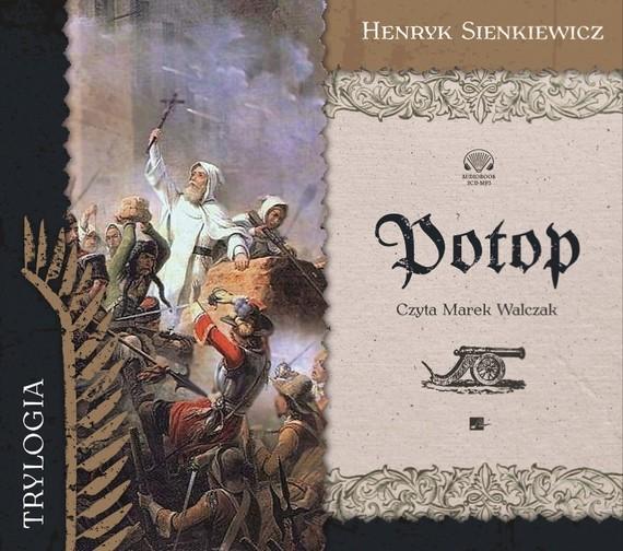 okładka Potopaudiobook | MP3 | Henryk Sienkiewicz