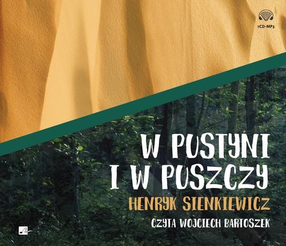 okładka W pustyni i w puszczyaudiobook | MP3 | Henryk Sienkiewicz
