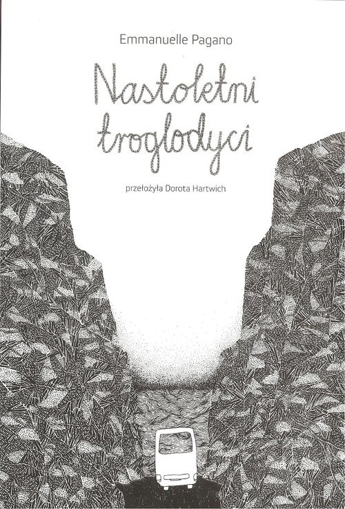 okładka Nastoletni troglodyci, Książka | Pagano Emmanuelle