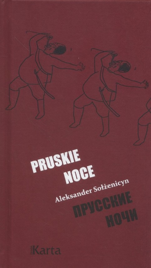 okładka Pruskie noce, Książka | Aleksander Sołżenicyn