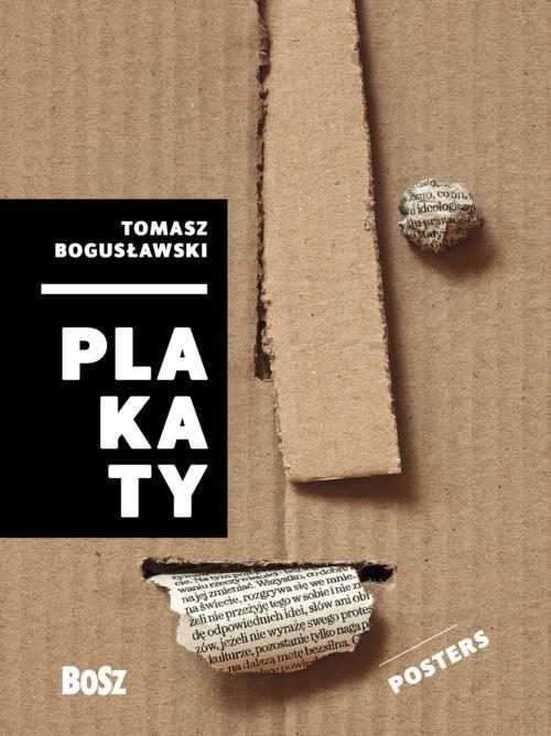 okładka Bogusławski Plakaty, Książka | Schubert Zdzisław