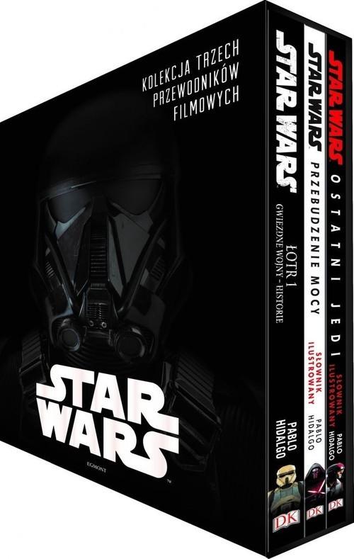 okładka Star Wars Kolekcja trzech przewodników filmowychksiążka |  |