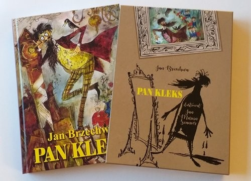 okładka Pan Kleks, Książka | Jan Brzechwa