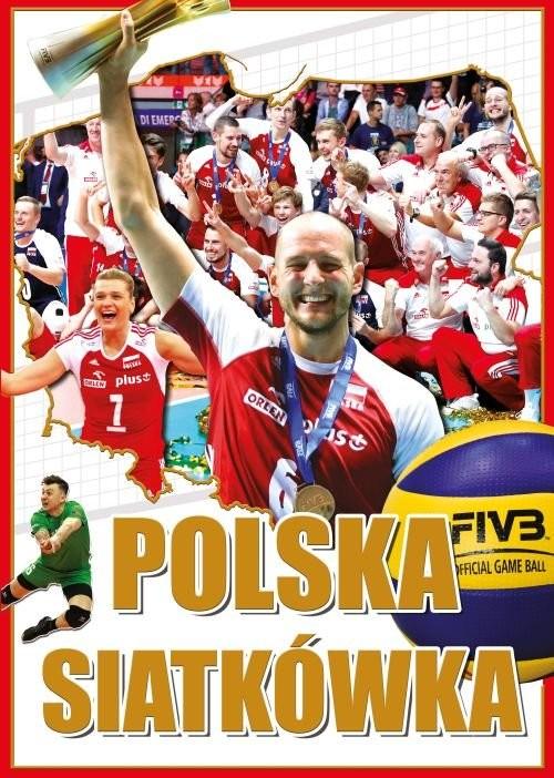 okładka Polska siatkówka, Książka | Praca Zbiorowa