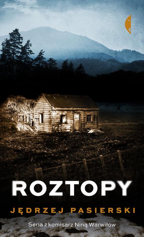 okładka Roztopy, Książka | Jędrzej Pasierski