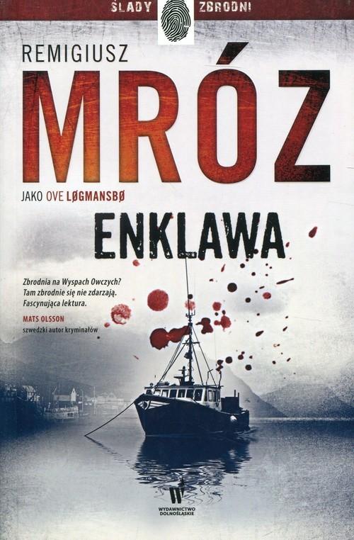 okładka Enklawaksiążka |  | Mróz Remigiusz