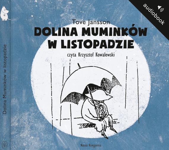 okładka Dolina Muminków w listopadzie, Audiobook | Tove Jansson