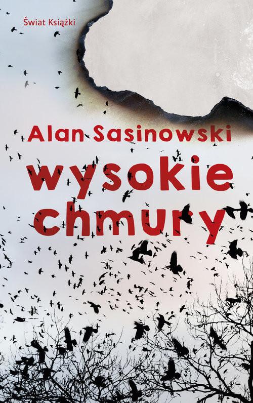okładka Wysokie chmuryksiążka |  | Sasinowski Alan