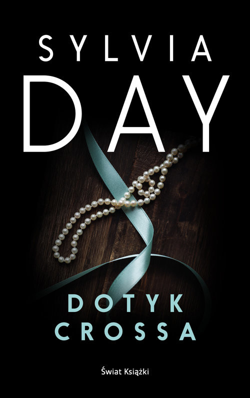 okładka Dotyk Crossa, Książka | Day Sylvia