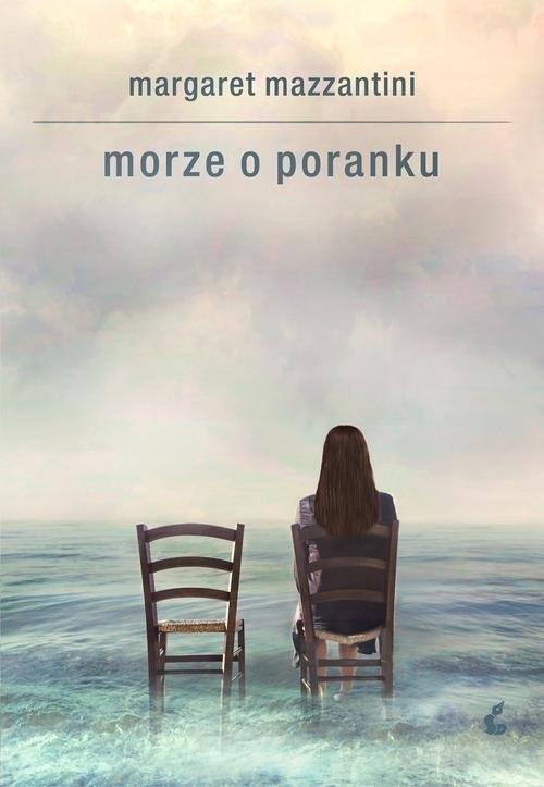 okładka Morze o poranku, Książka | Margaret Mazzantini