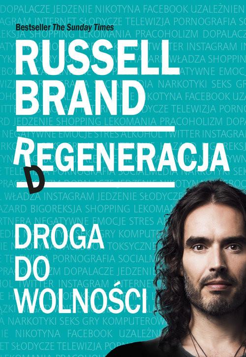 okładka Regeneracja, droga do wolności, Książka | Brand Russell