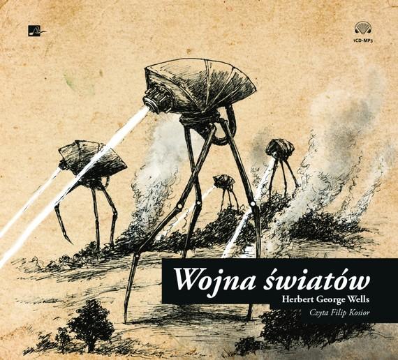 okładka Wojna światów, Audiobook | Herbert George Wells