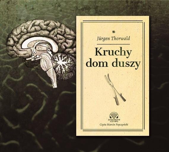 okładka Kruchy dom duszyaudiobook | MP3 | Jürgen Thorwald
