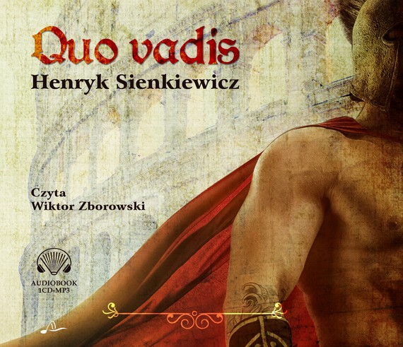 okładka Quo Vadisaudiobook | MP3 | Henryk Sienkiewicz
