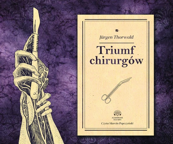 okładka Triumf chirurgówaudiobook | MP3 | Jürgen Thorwald