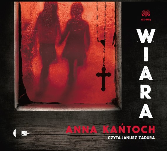 okładka Wiaraaudiobook | MP3 | Anna Kańtoch