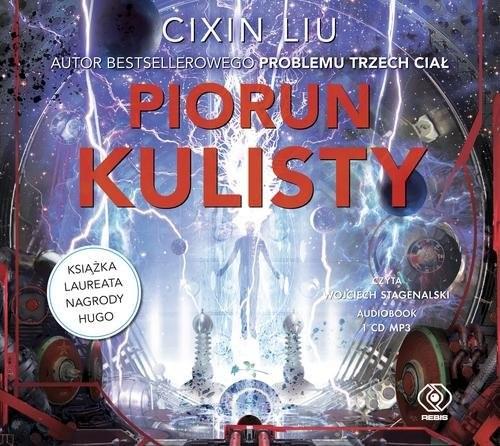 okładka Piorun kulisty, Książka | Liu Cixin