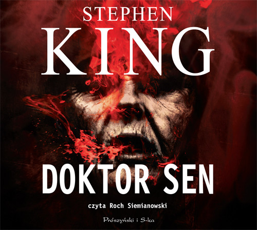okładka Doktor Senaudiobook | MP3 | Stephen King