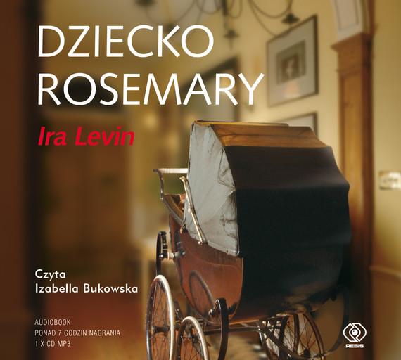 okładka Dziecko Rosemaryaudiobook | MP3 | Ira Levin