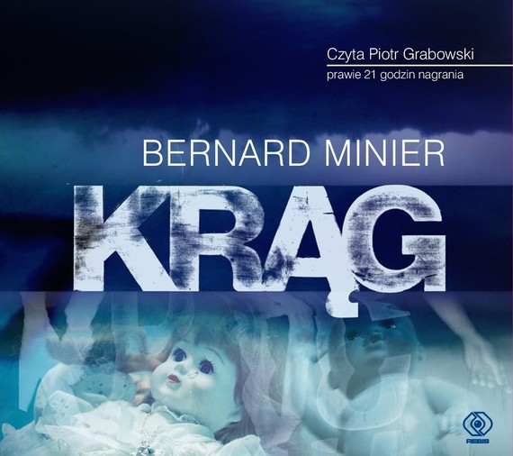 okładka Krąg, Audiobook | Bernard Minier