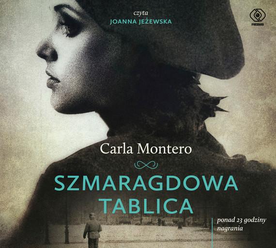 okładka Szmaragdowa tablica, Audiobook   Carla Montero