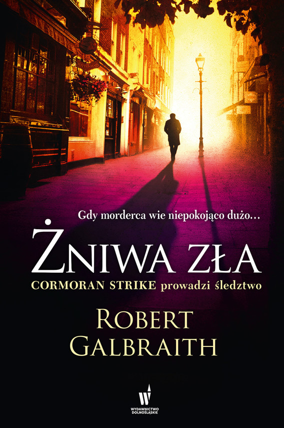 okładka Żniwa zła, Audiobook | Robert Galbraith