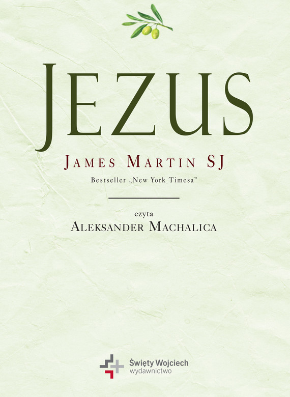 okładka Jezus, Audiobook | James Martin