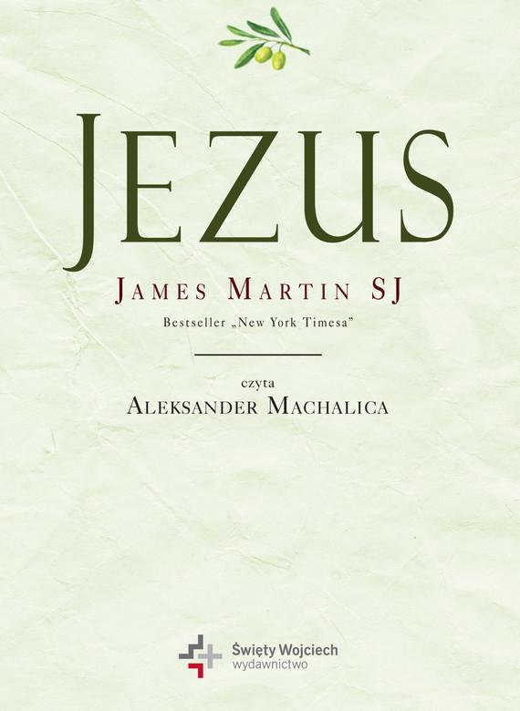 okładka Jezusaudiobook | MP3 | James Martin