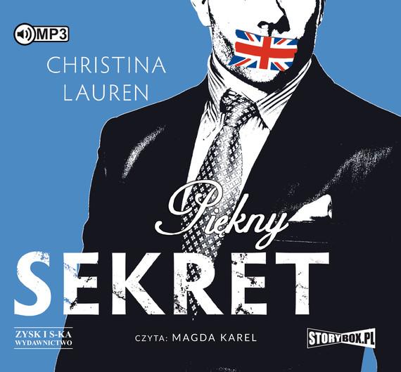 okładka Piękny sekret DODRUKaudiobook | MP3 | Christina Lauren