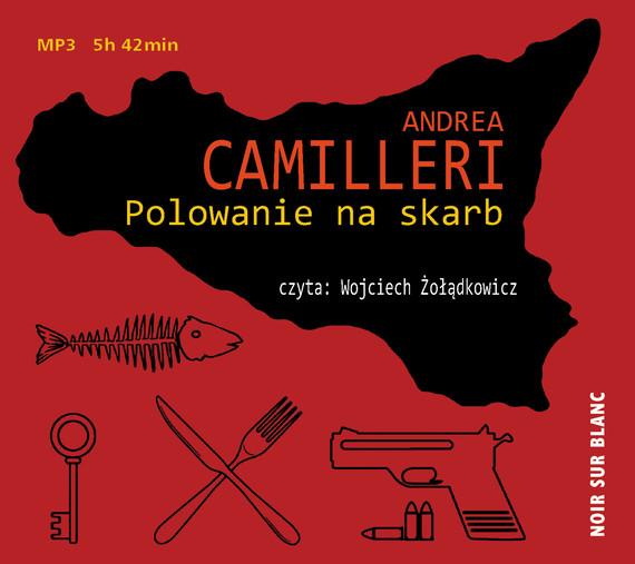 okładka Polowanie na skarbaudiobook | MP3 | Andrea Camilleri