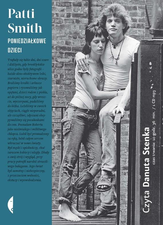 okładka Poniedziałkowe dzieciaudiobook | MP3 | Patti Smith