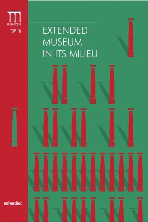 okładka Extended Museum in Its Milieu, Książka |