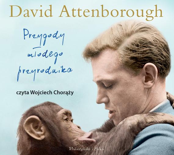 okładka Przygody młodego przyrodnikaaudiobook   MP3   David Attenborough