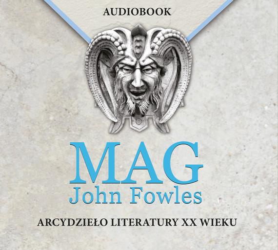 okładka Mag audiobook DODRUK, Audiobook   John Fowles