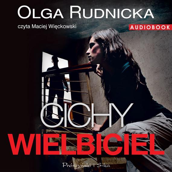 okładka Cichy wielbicielaudiobook | MP3 | Olga Rudnicka