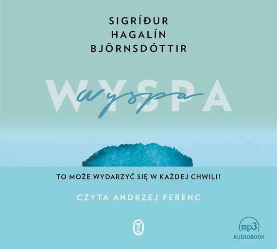 okładka Wyspaaudiobook   MP3   Sigríður Hagalín Björnsdóttir