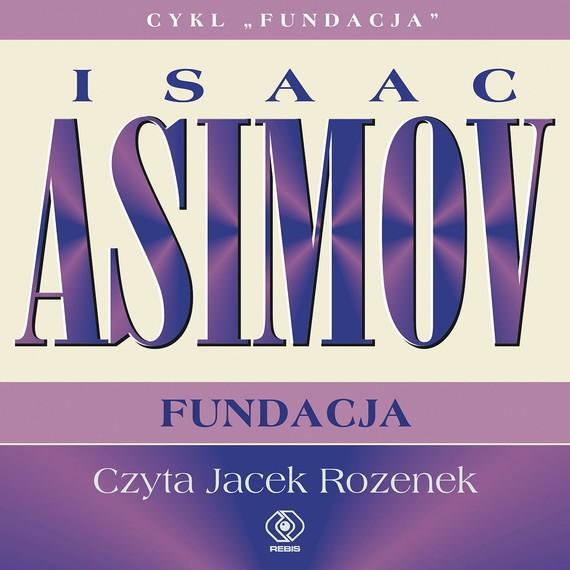 okładka Fundacja, Audiobook | Isaac Asimov