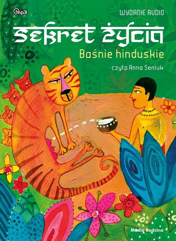 okładka Baśnie hinduskie. Sekret życiaaudiobook | MP3 |