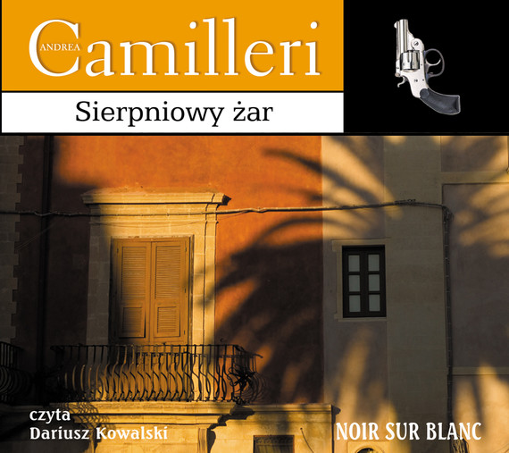 okładka Sierpniowy żaraudiobook | MP3 | Andrea Camilleri