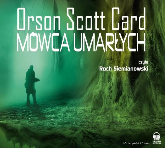okładka Mówca Umarłych, Audiobook | Orson Scott Card